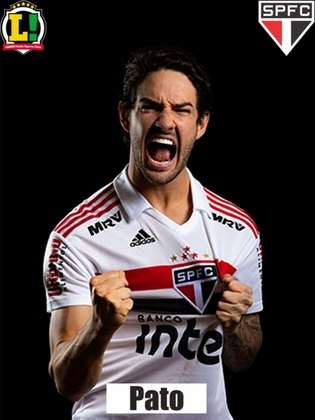 Alexandre Pato - Rescindiu com o São Paulo em agosto de 2020. Desde fevereiro deste ano defende o Orlando City-EUA.