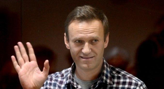 Alexei Navalny está em greve de fome há três semanas