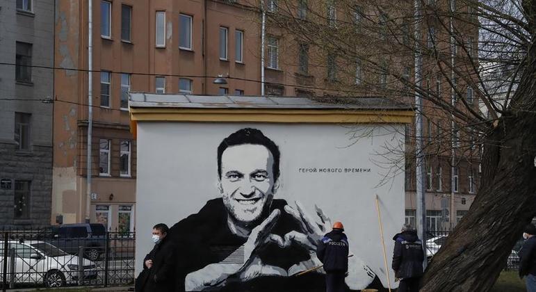 Organizações de Alexei Navalny foram designadas como extremistas por autoridades russas