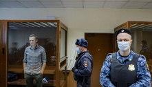Justiça russa confirma condenação do opositor Alexei Navalny