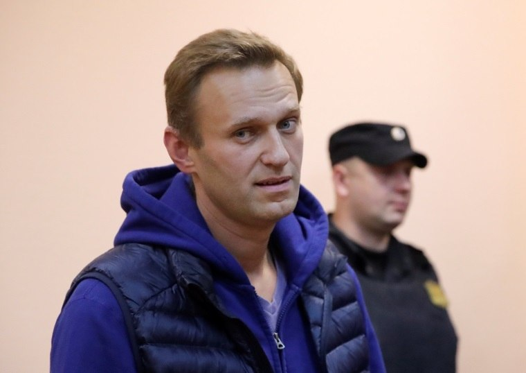 Crítico do Kremlin, Alexei Navalny é proibido de deixar a Rússia