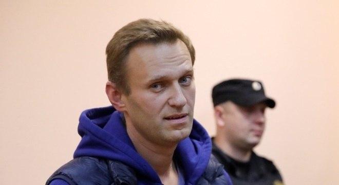 Médicps descartam que Navalny tenha sido envenenado