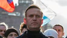 'Putin está possuído pela ideia de envenenamentos', diz Navalny