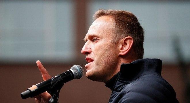 Um dos principais opositores de Putin, Navalny foi envenenado em agosto