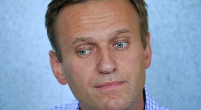 Alexei Navalny foi condenado a indenizar um empresário russo por calúnia