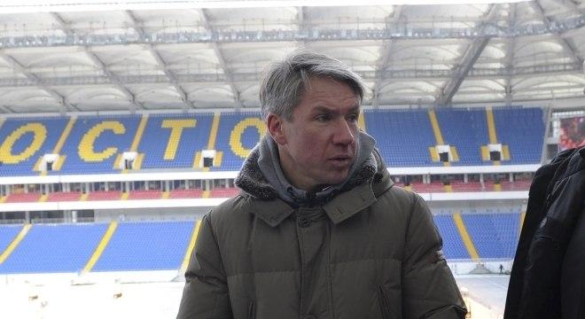 O russo Alexey Sorokin, CEO da Copa do Mundo da Rússia