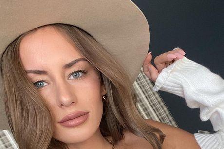 A modelo era consultora do grupo de beleza Monat que tem suspeitas de ser um esquema de pirâmide financeira