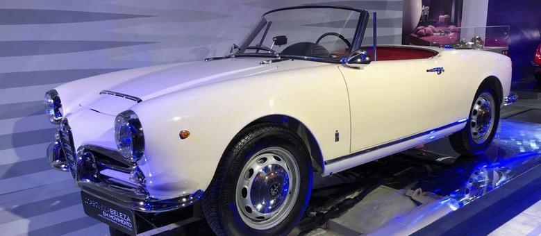 Alfa Giulia Spider - um esportivo leve com motor 1.6 litro de 112cv e carroceria conversível