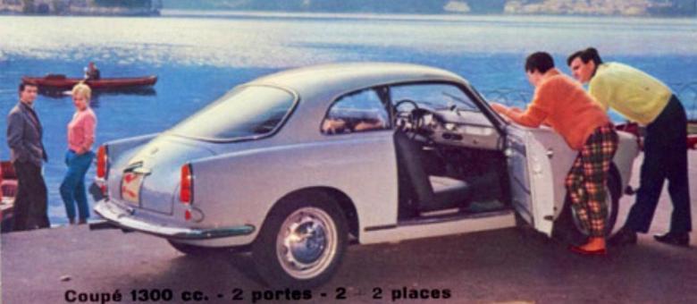 A linha Giulia tinha inúmeras versões e apelo de esportivo acessível