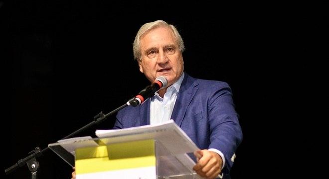 Alfredo Cotait Neto, presidente da Associação Comercial de SP