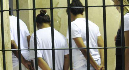 Projeto garante dignidade a detentas grávidas