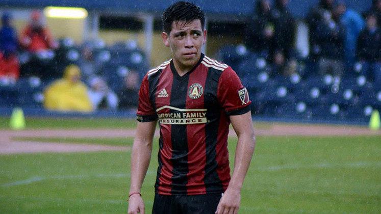 Algoz do Flamengo na Copa Sul-Americana de 2017, após fazer gol do título do Independiente no Marcanã, Ezequiel Barco já atua nos Estados Unidos desde 2018. Negociado com o Atlanta United por R$ 48 milhões, o jovem de 20 anos soma 75 jogos e 10 gols pelo clube, além do título da MLS de 2018.