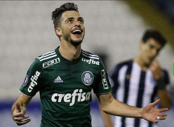 Alianza Lima 1x3 Palmeiras - fase de grupos de 2018
