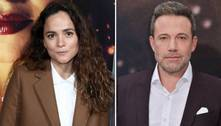 Alice Braga vai contracenar com Ben Affleck no suspense'Hypnotic'