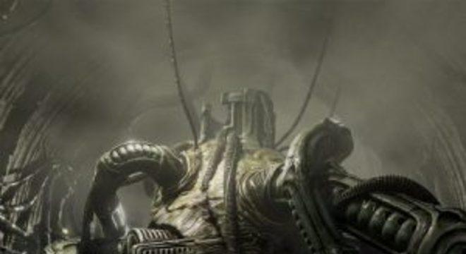 Alien sem a licença Alien, Scorn é mostrado no Xbox Series X