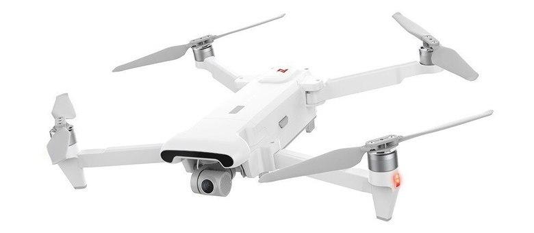 Câmera Drone