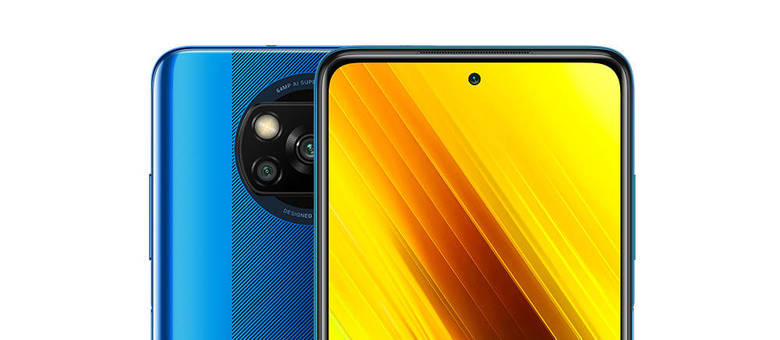 Celular Xiaomi Poco X3