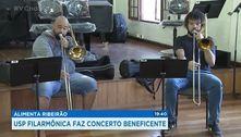 Alimenta Ribeirão: USP Filarmônica faz concerto beneficente