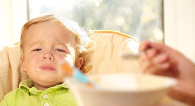 Alimentação dos bebês - introdução alimentar