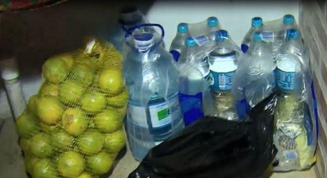 Alimentos estão escassos em Brumadinho (MG)