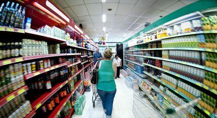 Preços não param de subir nos supermercados