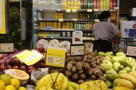 Alimentação pesou mais  para população de baixa renda