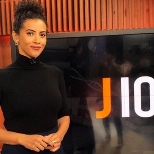 Aline Midlej, da GloboNews