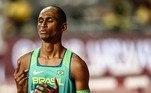 Alison dos Santos400 m com barreiras