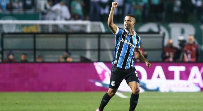 Alisson, o craque da virada, Grêmio 2 X 1 em São Paulo