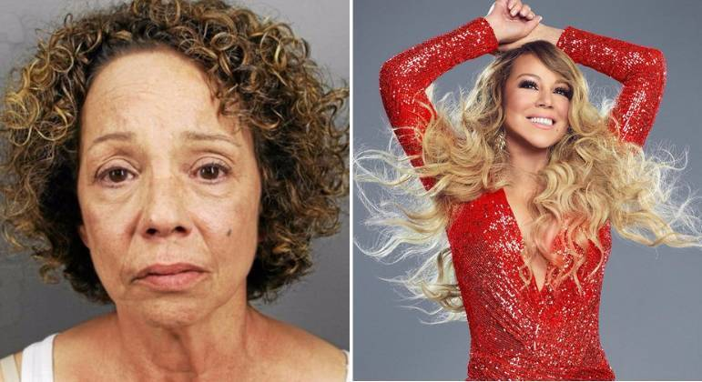 Alison processa Mariah Carey por danos morais