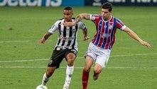 Atlético-MG só empata com o Bahia e fica ainda mais distante do título