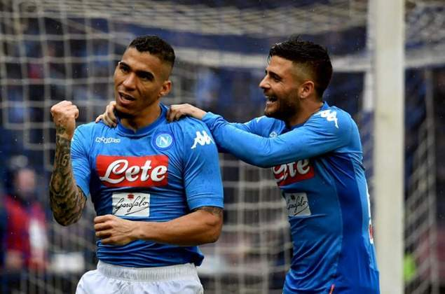Allan - Posição: volante - Clube em 2019: Napoli - Clube em 2021: Everton.