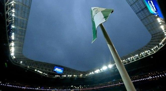 Estádio teria fachada, banners e anunciantes cobertos durante Copa América