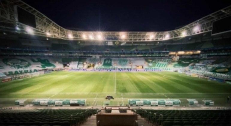 Allianz Parque final