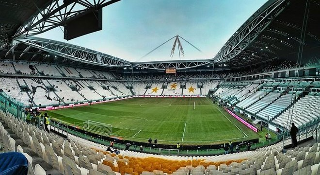 O Allianz Stadium