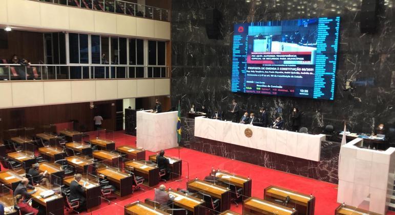 Assembleia de Minas retoma os trabalhos após recesso parlamentar
