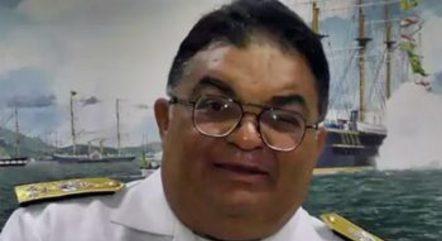 O almirante Flávio Rocha