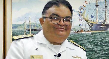Almirante Rocha deixará a Secom