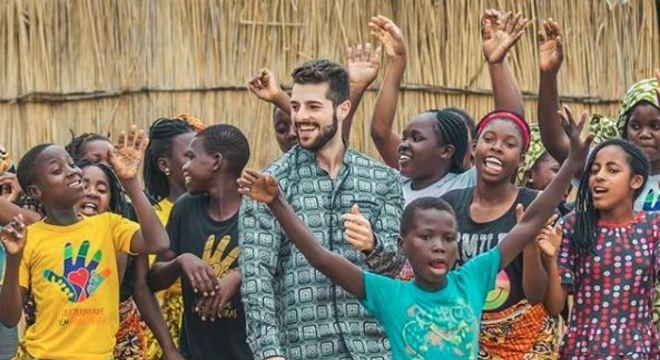 Alok afirmou ter contraído o zika vírus em viagem a Moçambique