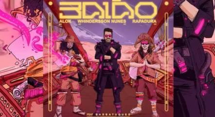 Alok e Whindersson Nunes lançam o single 'Baião'