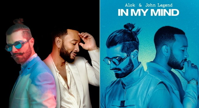 Novo single de Alok conta com os vocais do cantor John Legend