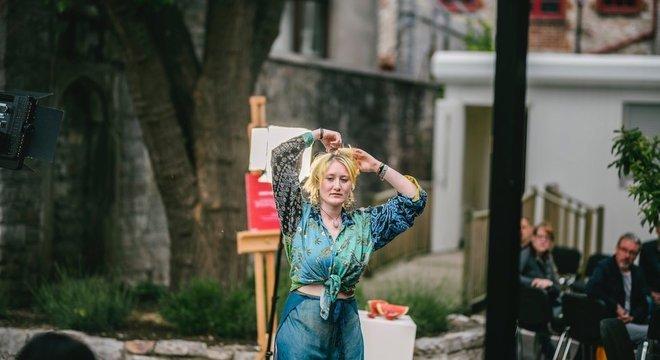 Aloma Watson-Ratcliffe tornou pública sua condição durante uma performance