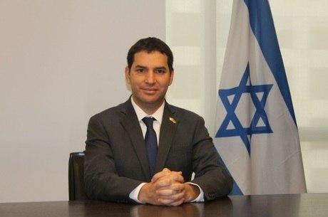 Alon Lavi assumiu o cargo no fim de agosto último