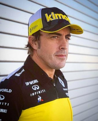 Alonso, Fernando Alonso, Renault
