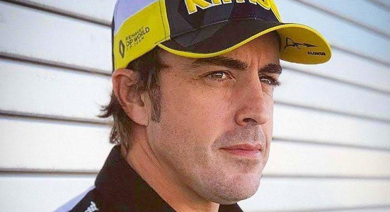 Fernando Alonso é bicampeão mundial de Fórmula 1