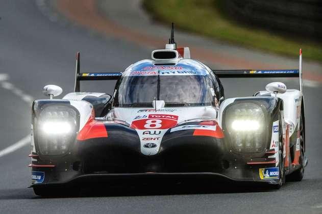Alonso também foi se aventurar no Mundial de Enduranc