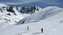 Cinco pessoas foram mortas em avalanches nos Alpes franceses