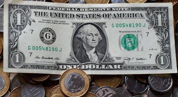 Cotação do dólar figura na casa dos R$ 5,20 neste final de 2020