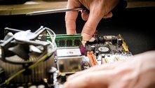 Falta de chips paralisa 12% das fábricas de eletroeletrônicos