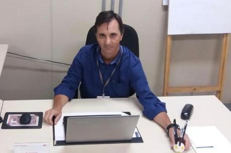Altamir Marques Caram atua na área de logística